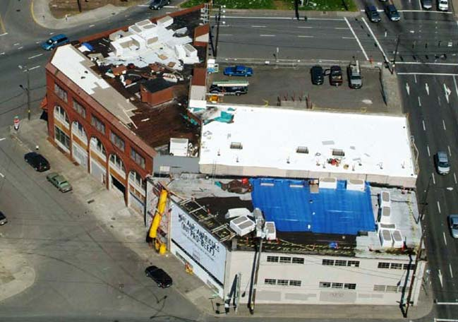 Commercial Roofing in Beaverton